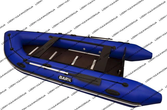 стингера на надувной лодке