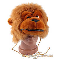 "Шапка-маска ""Обезьяна"", горилла"