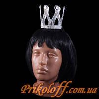 """Корона """"Принцесса"""", серебро"""