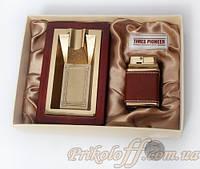 """Курительный набор """"Золото"""", для сигар"""