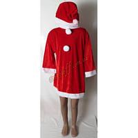 """Детский костюм """"Мисс Санта"""" (был в прокате)"""
