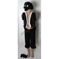"""Детский костюм """"Птичка черная"""""""