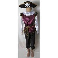 """Детский костюм """"Пират парадный"""" (рост 116, 128, 146)"""