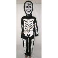 """Детский костюм """"Скелет"""", комбинезон (был в прокате)"""