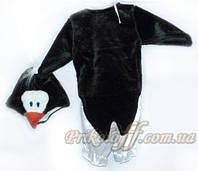 """Детский костюм """"Пингвин"""", меховой"""