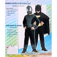 "Детский костюм ""Бетмен и Спайдермен"", Batman&Spiderman"