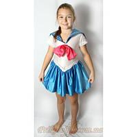 """ПРОКАТ Детский костюм """"Маленькая морячка"""""""