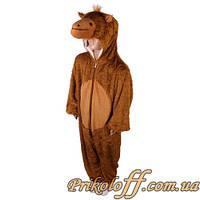 """Детский костюм """"Верблюд"""" (размер 4-6 лет) Был в прокате"""