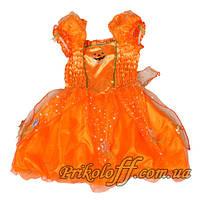 Детское платье на Хэллоуин, (было в прокате)