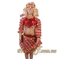"""Детский костюм """"Восточная красавица"""", 110-130 см."""