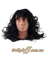 """Парик """"Черные длинные вьющиеся волосы"""""""