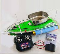 Прикормочный кораблик для рыбалки Tornado - 2