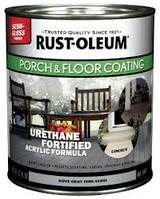 Краска Porch&Floor акрил-уретановая краска для деревянных и бетонных полов 3,78л