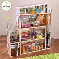 Кукольный домик KidKraft для кукол Барби Soho 65277