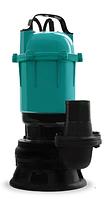 Фекальный насос (дренажно-фекальный) WQD 0.75кВт (чугунный корпус, поплавок защиты сухого хода), АРС 03050020