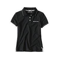 Женская футболка-поло Mercedes-Benz Women's Basic Polo Shirt AMG
