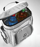 Сумка-холодильник Mercedes-Benz Cooler Bag Silver