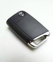 Насадка на ключ зажигания Volkswagen Main Key Chrome Cap