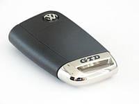 Насадка на ключ зажигания Volkswagen GTD Main Key Chrome Cap