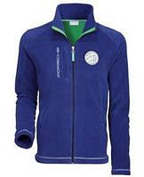 Флисовая куртка Porsche Fleece Jacket Blue
