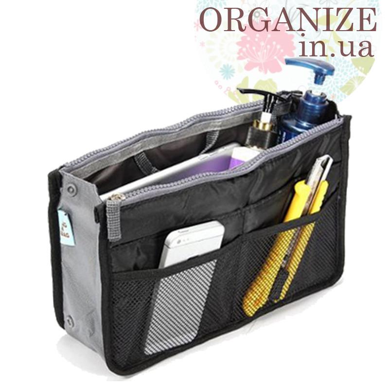 Органайзер для сумки Bag in Bag (черный)