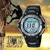 Часы Casio SGW-100-1VCF с компасом и термометром (оригинал)
