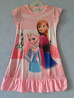 Платье летнее для девочки Холодное сердце