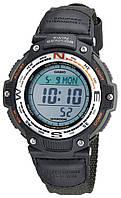 Часы Casio SGW-100B-3VCF с компасом и термометром (оригинал)