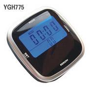 Педометр LCD+LED HAPTIME YGH775
