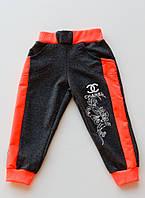 Детские штаны Шанель  для девочки  оптом и в розницу