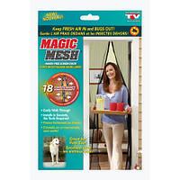 3 цвета!Антимоскитная сетка штора на магнитах Magic Mesh