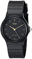 Годинник Casio - Classic MQ-24 Watch Black/Gold 2B