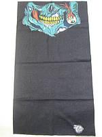 Летний бафф, buff, бесшовный шарф, повязка (#434)