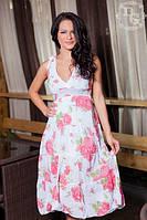 Платье летнее  (сарафан) № д21 (Гл)