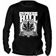 Футболка с длинным рукавом с принтом Cypress Hill 2013
