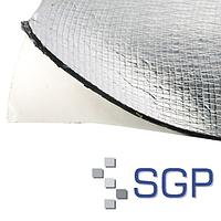 Шумоизоляция, виброизоляция A-4; лист 0,3 м² толщина 4 мм.