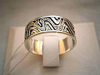 Серебреное женское кольцо 925 пробы