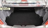 Полиуретановый ковер в багажник INFINITI QX с 2010- / цвет:черный
