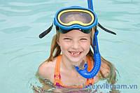 Набор Intex 55942 для подводного плавания. Маска, трубка, от 8 лет, в слюде