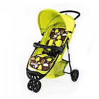Детская коляска трехколесная Carrello Comfort CRL 1405 L.Green