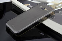 Чехол накладка для Xiaomi Mi2 серый