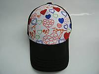 Модная кепка для девочек