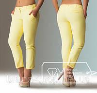 """Стильные молодежный брюки для пышных дам """" Классика """" (ОА) RN-3584"""