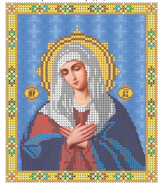 """Икона Святой богородицы """""""
