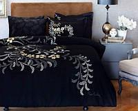 Элитное постельное белье сатин Pierre Cardin Feline