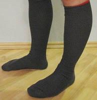 Носки шерстяные высокие