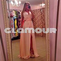 Шифоновое платье е57, фото 1