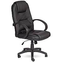 Кресло для руководителя Профи НВ New, кожзам черный (TB-8770 PU BLACK)