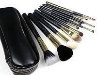Набор кистей для макияжа МАС 12 шт