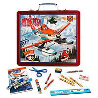 """Набор для рисования Дисней """"Самолеты: Огонь и вода"""" (Planes: Fire & Rescue Tin Art Case Set by Disney)"""